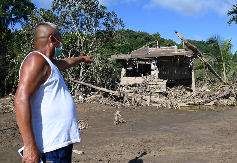 กลุ่มบริษัทจัสมินร่วมใจ ช่วยเหลือฟื้นฟู ผู้ประสบอุทกภัย อำเภออุ้มผาง จังหวัดตาก